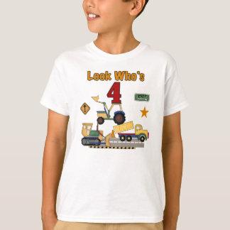 De 4de Verjaardag van de bouw T Shirt