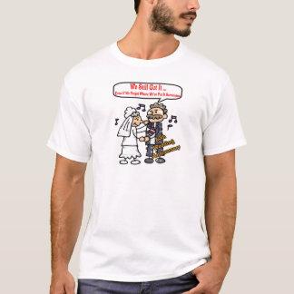 de 50ste Giften van het Jubileum van het Huwelijk T Shirt