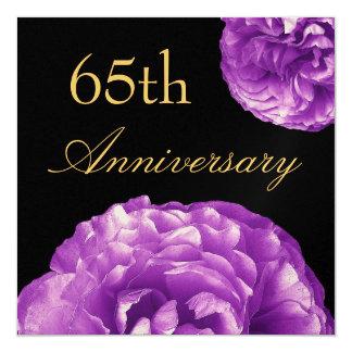 de 65ste Uitnodiging van het Jubileum - PAARSE