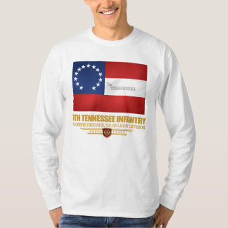 de 7de Infanterie van Tennessee T Shirt