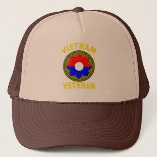 de 9de Afdeling van de Infanterie (de Veteraan van Trucker Pet