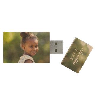 De Aandrijving van de Flits van USB van het Houten USB Stick