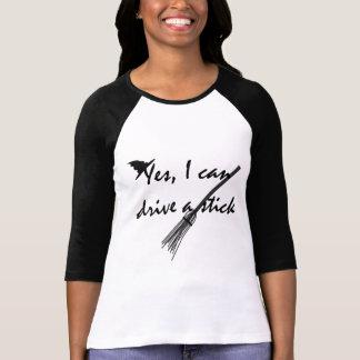 De Aandrijving van de heks een T-shirt van