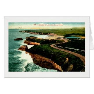 De Aandrijving van de kust, Kerstman Cruz, de Kaart