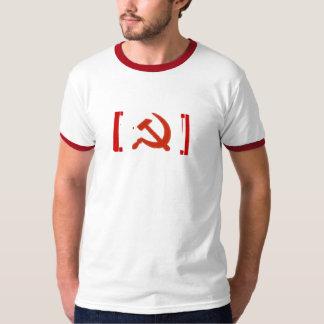 De Aangepaste Hamer en sikkel van Sovjetunie - T Shirt
