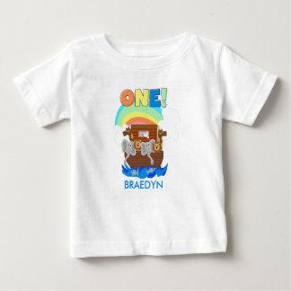 De aangepaste Noah T-shirt van de Verjaardag van