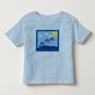 De aangepaste T-shirt van de Dolfijn