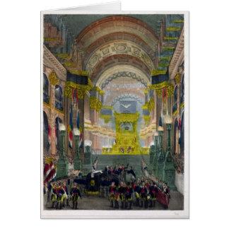 De aankomst van de As van Napoleon Briefkaarten 0