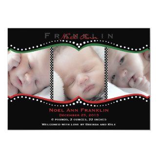 De Aankondiging van de Geboorte van de Foto van