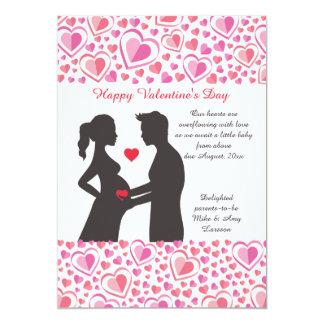 De Aankondiging van de Zwangerschap van de Liefde