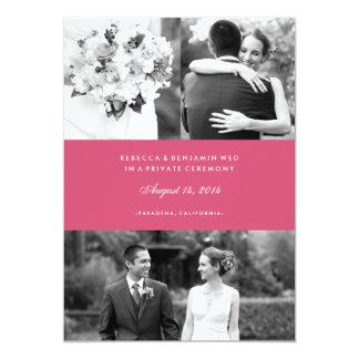 De Aankondiging van het Huwelijk van de Kleur van