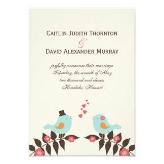 De Aankondiging van het Huwelijk van de Vogels van
