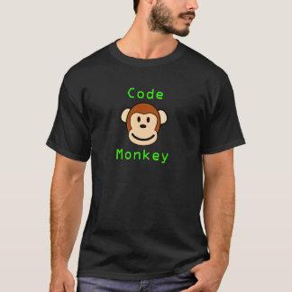 De Aap van de code T Shirt