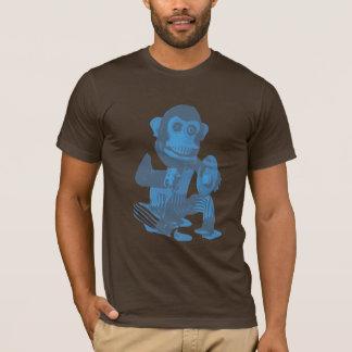 De Aap van het klankbekken T Shirt