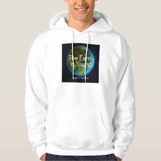 De aarde is jong overhemd hoodie