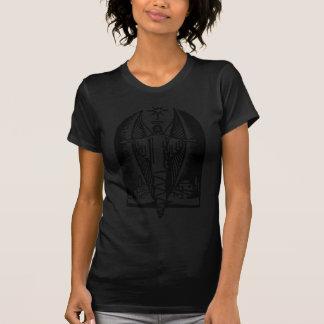 de aartsengelengel van de Kerstmisboodschapper T Shirt
