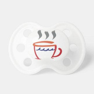 De abstracte Kop van de Koffie Speen
