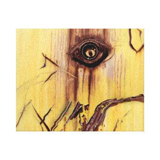 De Abstracte Kunst van de roest - Koele Unieke Canvas Afdrukken