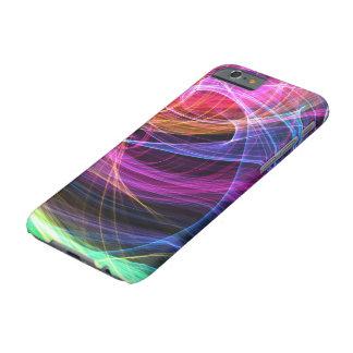 De abstracte lichten van de Regenboog Barely There iPhone 6 Hoesje