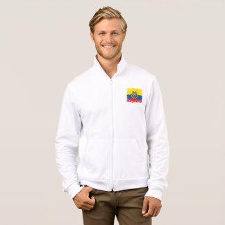 De abstracte Vlag van Ecuador, Republiek van de Jacks