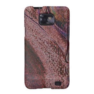 De Abstracte waterverf van de Melkweg S van Samsun Samsung Galaxy SII Cover
