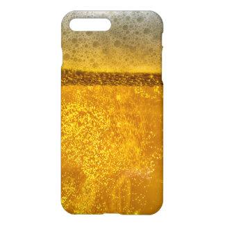 De Achtergrond van de Actie van het bier Klaar aan iPhone 7 Plus Hoesje