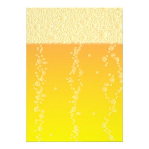 De Achtergrond van het bier Aankondigingen