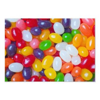 De Achtergrond van Jellybeans - de Bonen van de Kaart