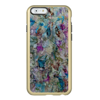 De achtergronden, iPhone 6 Feather® glanzen, Goud Incipio Feather® Shine iPhone 6 Hoesje