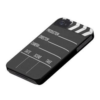 De Actie van de Camera van lichten - iPhone 4 de P iPhone 4 Hoesje