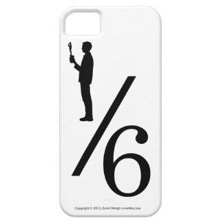 De actiecijfer van één zesde barely there iPhone 5 hoesje