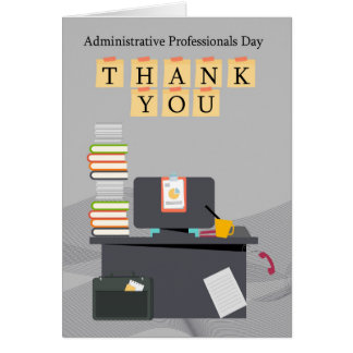 De administratieve Dag van Beroeps dankt u, Kaart