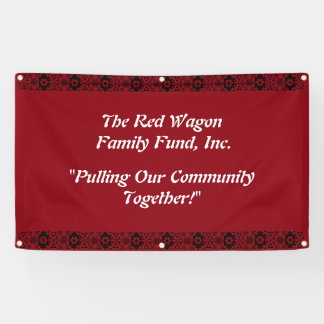 De Adverterene Banner van de liefdadigheid Zaken