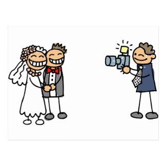 De Afbeeldingen van het Huwelijk van de Fotografie