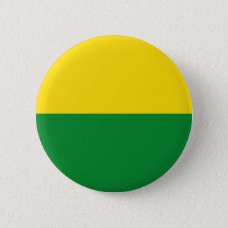 De Afdeling van Narino, de vlag van Colombia Ronde Button 5,7 Cm