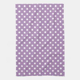 De Afrikaanse Violette Paarse Handdoeken van de
