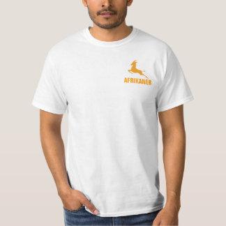 De Afrikaner van de springbok T Shirt