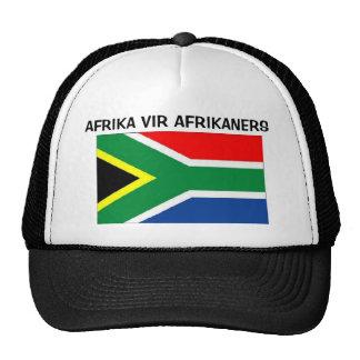 DE AFRIKANERS VAN AFRIKA VIR TRUCKER PET