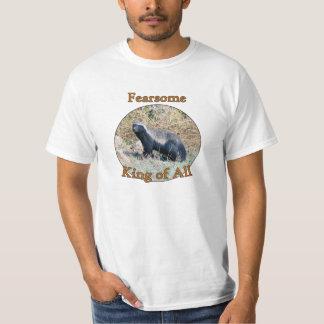 De afschrikwekkende Das van de Honing T Shirt