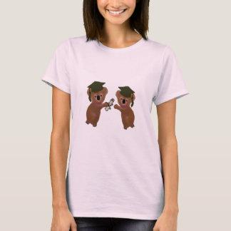 De Afstuderen van de koala T Shirt
