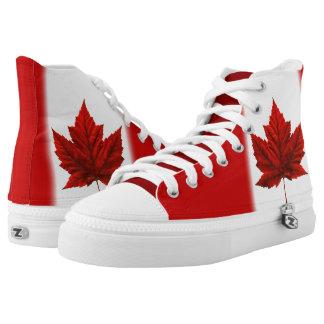 De Agenten van Canada Hightop van het Sneakers van