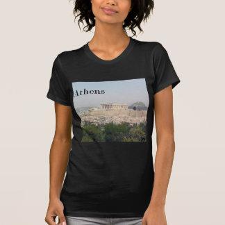 De Akropolis van Griekenland Athene T Shirt