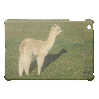 De alpaca van Fawn Hoesjes Voor iPad Mini