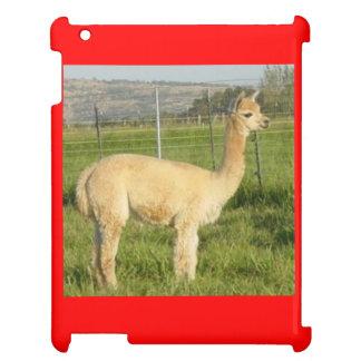 De Alpaca van Fawn iPad Cover