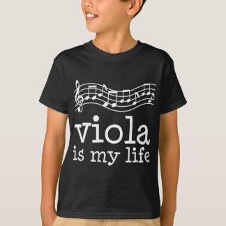 De altviool is Mijn Leven T Shirt