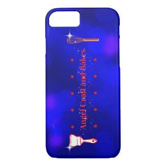 De Ambacht van de engel en bakt iphonehoesje iPhone 8/7 Hoesje