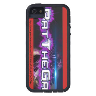 De Ambtenaar van PatTheGamer Tough Xtreme iPhone 5 Hoesje
