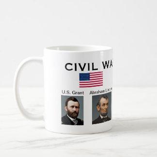 De Amerikaanse Burgerlijke Kop van Leiders War*
