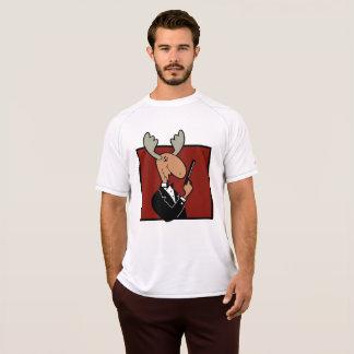De AMERIKAANSE ELANDEN van de GANGSTER, de T Shirt