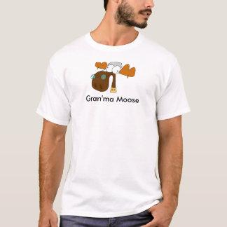 De Amerikaanse elanden van Gran'ma T Shirt